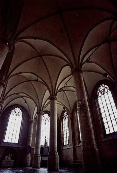 Leiden Pieterskerk