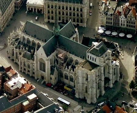 Pieterserk, la catedral gótica